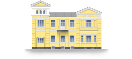 Mansion on Nikitsky boulevard, 12