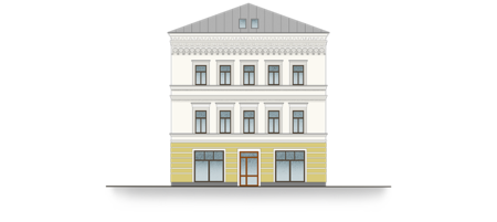Mansion on Sretenka street, 16