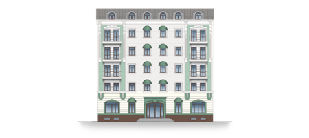 Mansion on Sadovaya-Kudrinskaya street, 21
