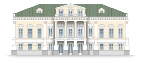 Mansion on Malaya Ordynka street, 25